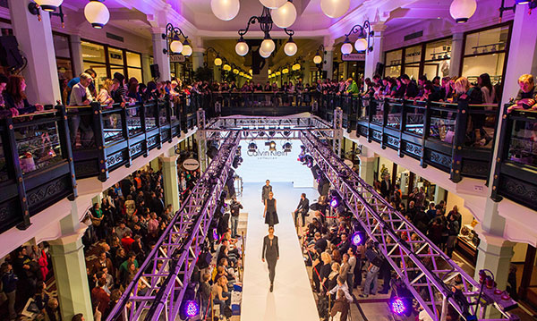 Late Night Shopping 2015 in der Outlet City Salzburg